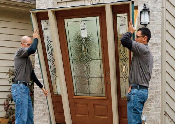 Fiberglass Exterior Door Replacement Houston Door Installers
