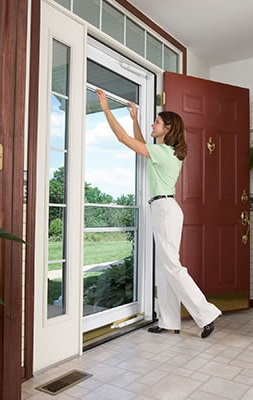 STORM DOORS HOUSTON