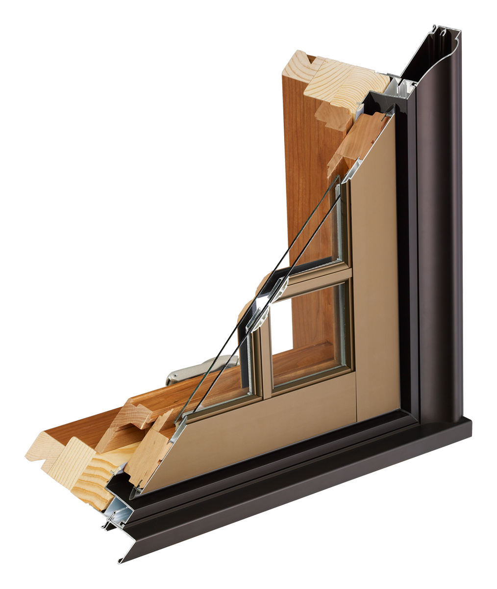 WOOD CLAD REPLACEMENT WINDOWS HOUSTON