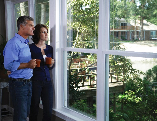 Windows Couple Coffee - 2